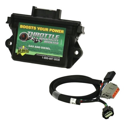 BD Diesel Throttle Sensitivity Booster - Dodge 07-14 5.9L-6.7L / Ford 11-13 6.7L / Chevy 06-07 6.6L
