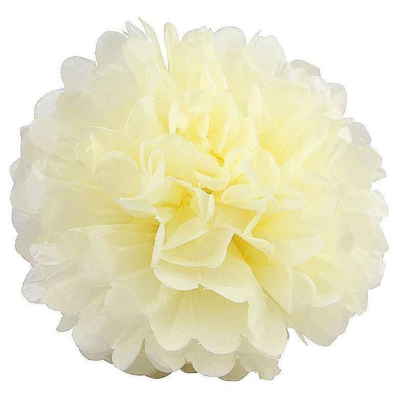 Efavormart 12 PCS Paper Tissue Wedding Birthday Party Banquet Event Festival Paper Flower Pom Pom 14 inch