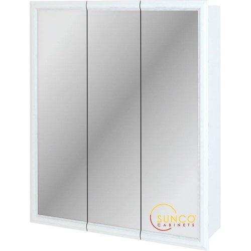 Sunco Inc. 30'' x 36'' Surface Mount Medicine Cabinet