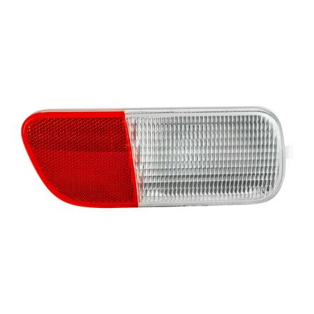 TYC 17-5254-00-1 Left Back Up Light for 2006-2010 Chrysler PT Cruiser CH2882102 Backup Light Left Driver
