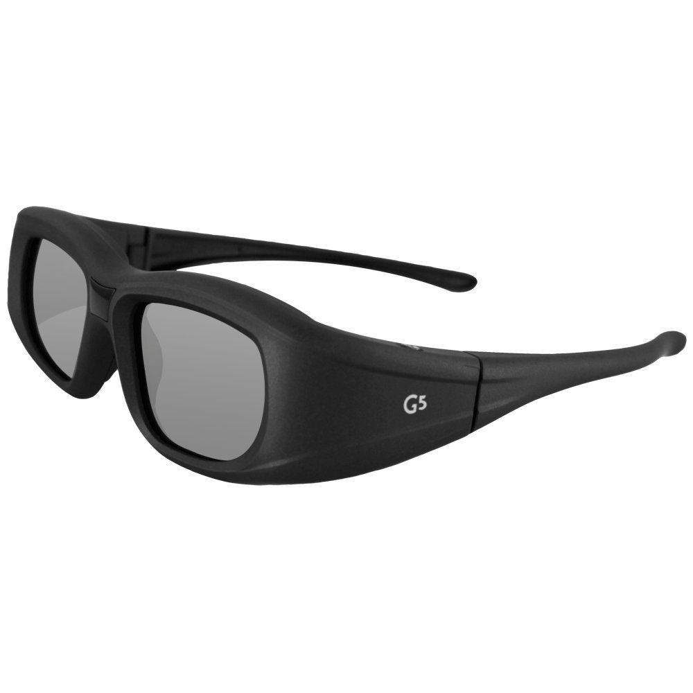 G5 Universal 3D Glasses (IR & Bluetooth Compatible) by Qu...