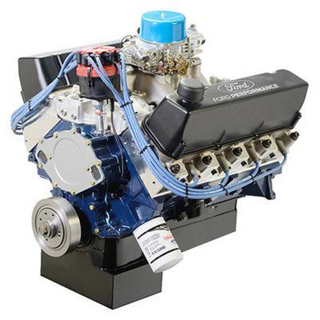 Ford Performance Parts M6007-572DR 572 Big Block Crate Engine