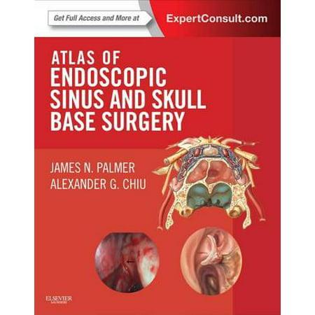 Atlas of Endoscopic Sinus and Skull Base Surgery E-Book -