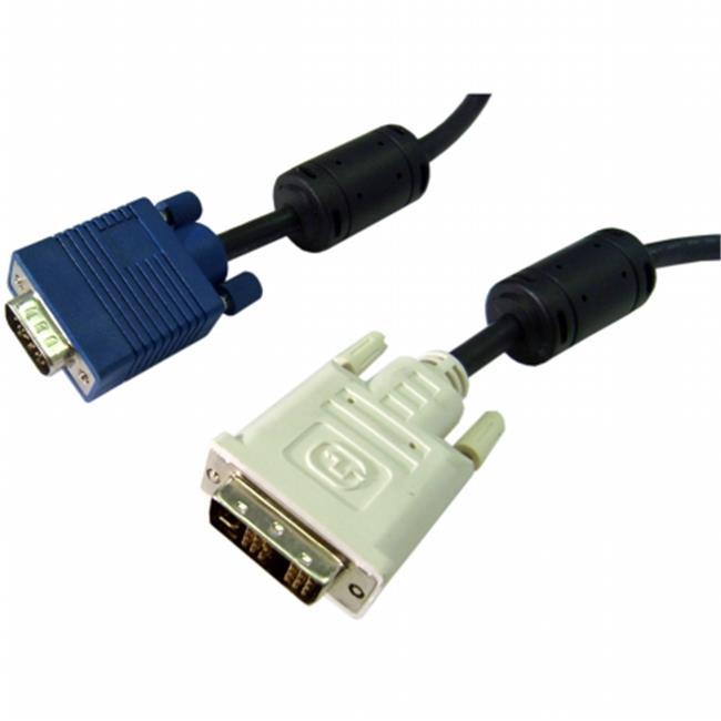CableWholesale 10V4-05305BK DVI Video Cable