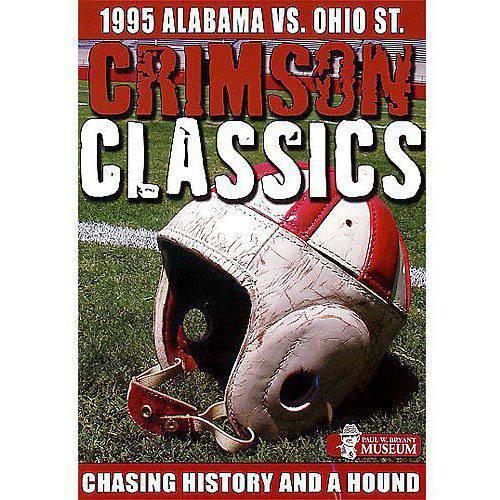 Crimson Classics: 1995 Alabama vs. Ohio State (Full Frame)
