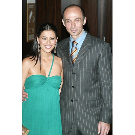 Bahar Soomekh And Shaun Toub At Arrivals For 9Th Annual Hollywood Film Festival Hollywood Awards Beverly Hilton Hotel Los Angeles Ca October 24 2005 Photo By Jeremy MontemagniEverett Collection Celebr (Halloween Festival Los Angeles)