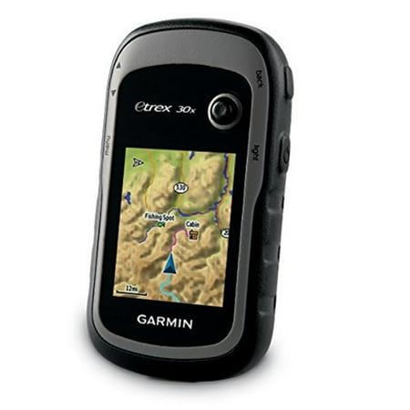 - eTrex 30x Handheld GPS