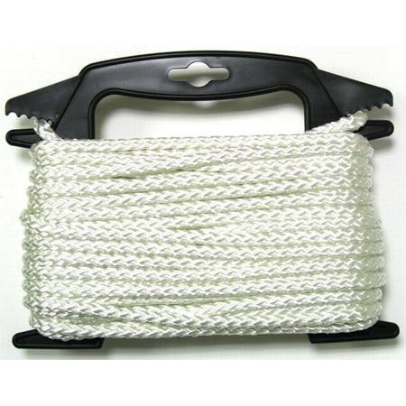 "3/16"" Solid Braid Nylon Rope"