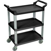 Luxor 3-Shelf Serving Cart