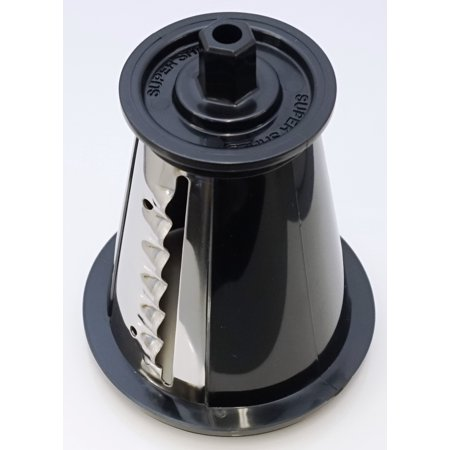 Presto Super Shred Cone For Professional SaladShooter Slicer/Shredder, 81-519 (Super Shred Cone)