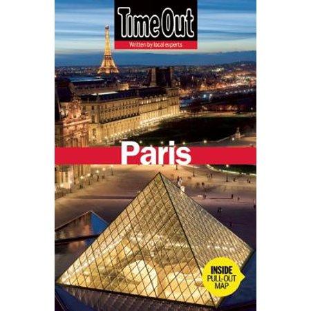 Time Out Paris - eBook