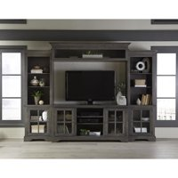 Progressive Furniture 4-Piece Entertainment Center for TVs up to 75