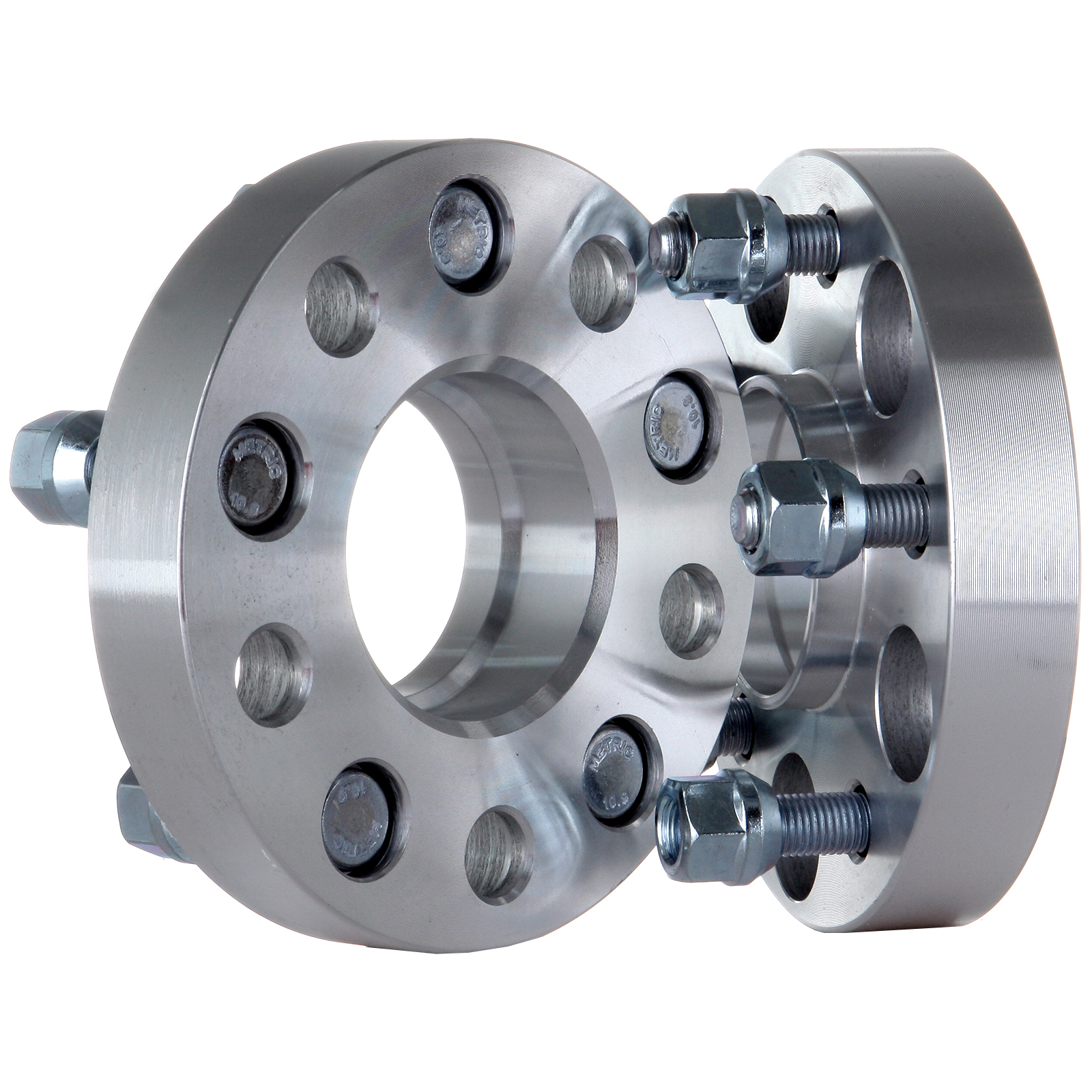 """ECCPP 4Pcs 1""""5x4.5 12x1.5 64.1mm Wheel Spacers For 2013"""