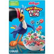 Kellogg's Froot Loops Cereal Wild Berry 10.1oz