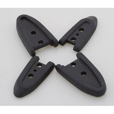 Kuryakyn 4432 Replacement Stirrups or Shift Peg Rubber Pads for Pilot