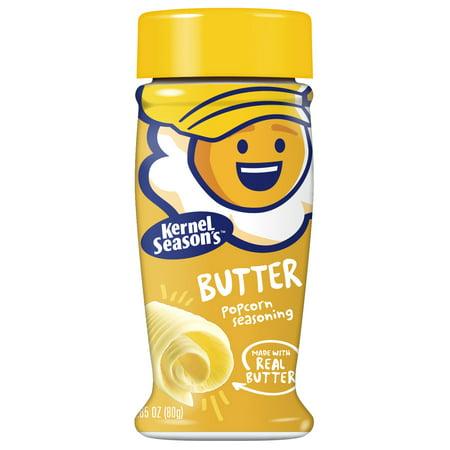 (2 Pack) Kernel Season's Butter Popcorn Seasoning - Popcorn Mix For Halloween