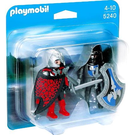 Playmobil Duo Pack Knights Duel Set #5240 Duel Masters Base Set
