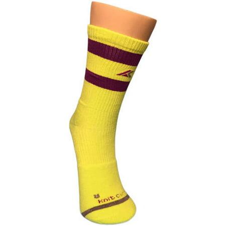 Knit Comfort Men's Basketball Sports Socks