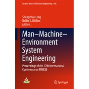Man–Machine–Environment System Engineering - eBook