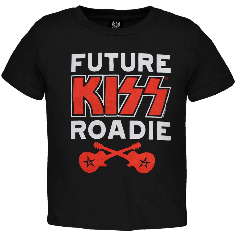 Kiss - Future Roadie Toddler T-Shirt