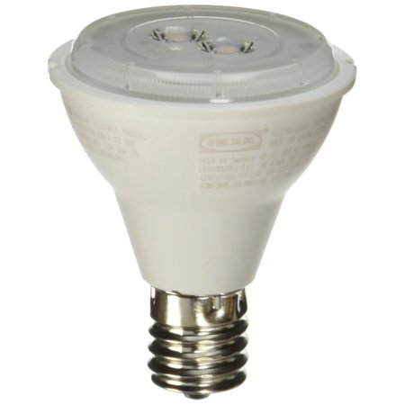 on sale a92bf 9ded5 E17 Led Light Bulb R14 Reflector By IKEA Ship from US