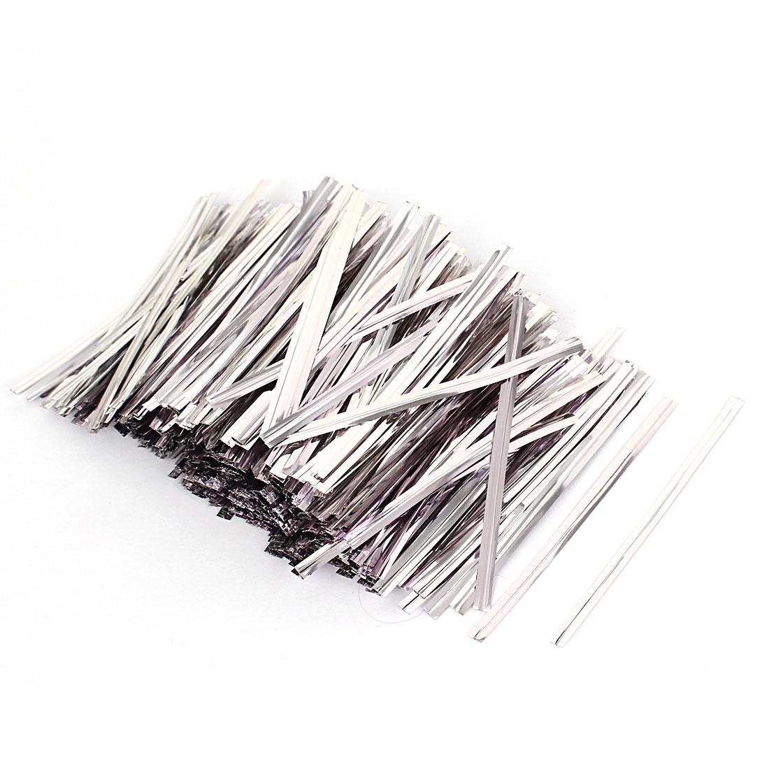 1600 Pcs 8cm Length Candy Bread Bags Packaging Twist Cable Tie
