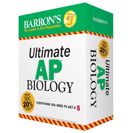 Ultimate AP Biology : Everything you need to get a