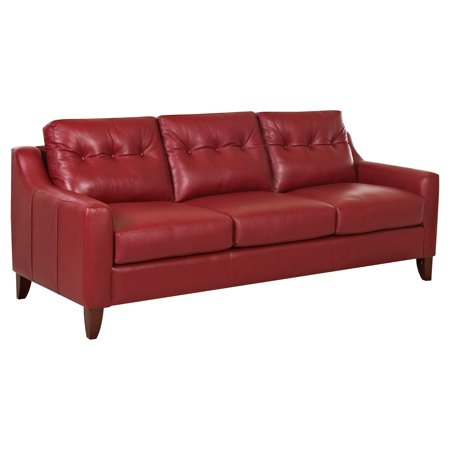 Klaussner Home Furnishings Audrina Leather Sofa