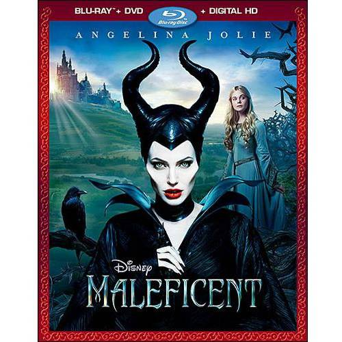 MALEFICENT (BLU-RAY/DVD/DHD/WS-2.39/2 DISC)