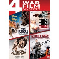 Tora Tora Tora / Blue Max / Twelve O'Clock High / Von Ryan's Express (DVD)