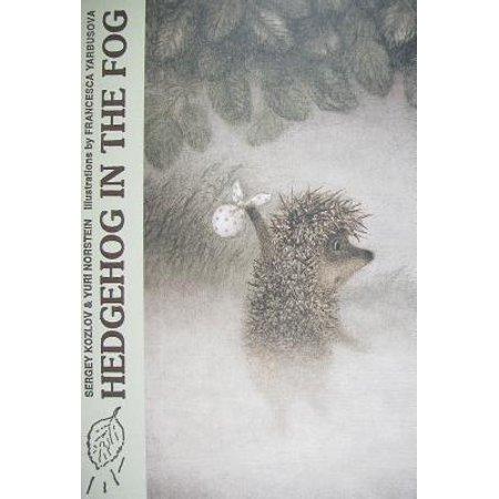 Hedgehog in the Fog - Hedgehog Information For Kids