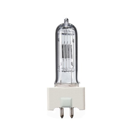 GE FRK bulb 650w 120v T8 3200k GY9.5 Single Ended Halogen Light Bulb