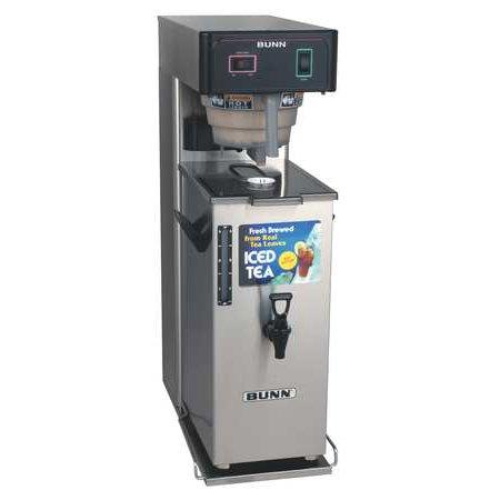 BUNN TB3Q/TD4T Iced Tea Brewer with Tea Dispenser (Iced Tea Machine)