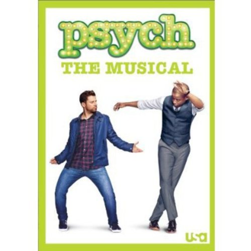 Psych: The Musical (DVD   CD) (Anamorphic Widescreen)