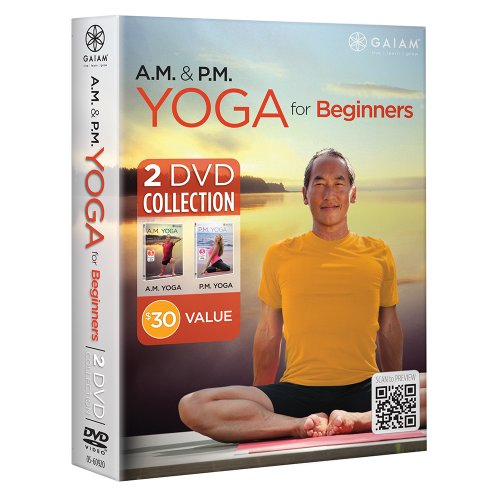 Am & PM Yoga for Beginners Collection by Gaiam