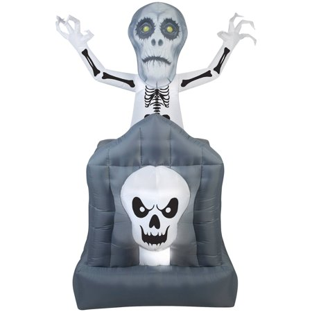 Pop Up Haunted Ghost Airblown Halloween Decoration - Great Halloween Pop Songs