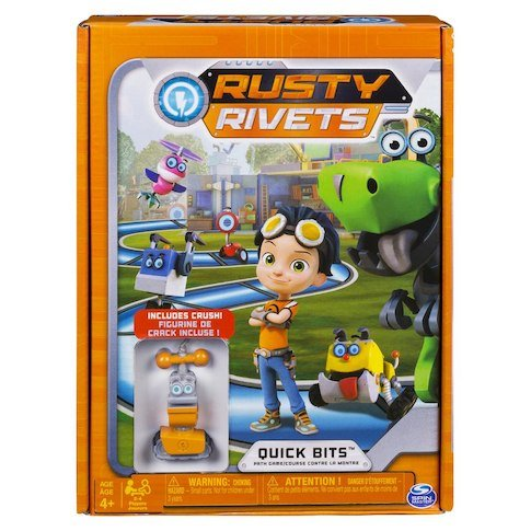 BOARD GAMES RUSTY RIVETS PATH GAME by Supplier Generic