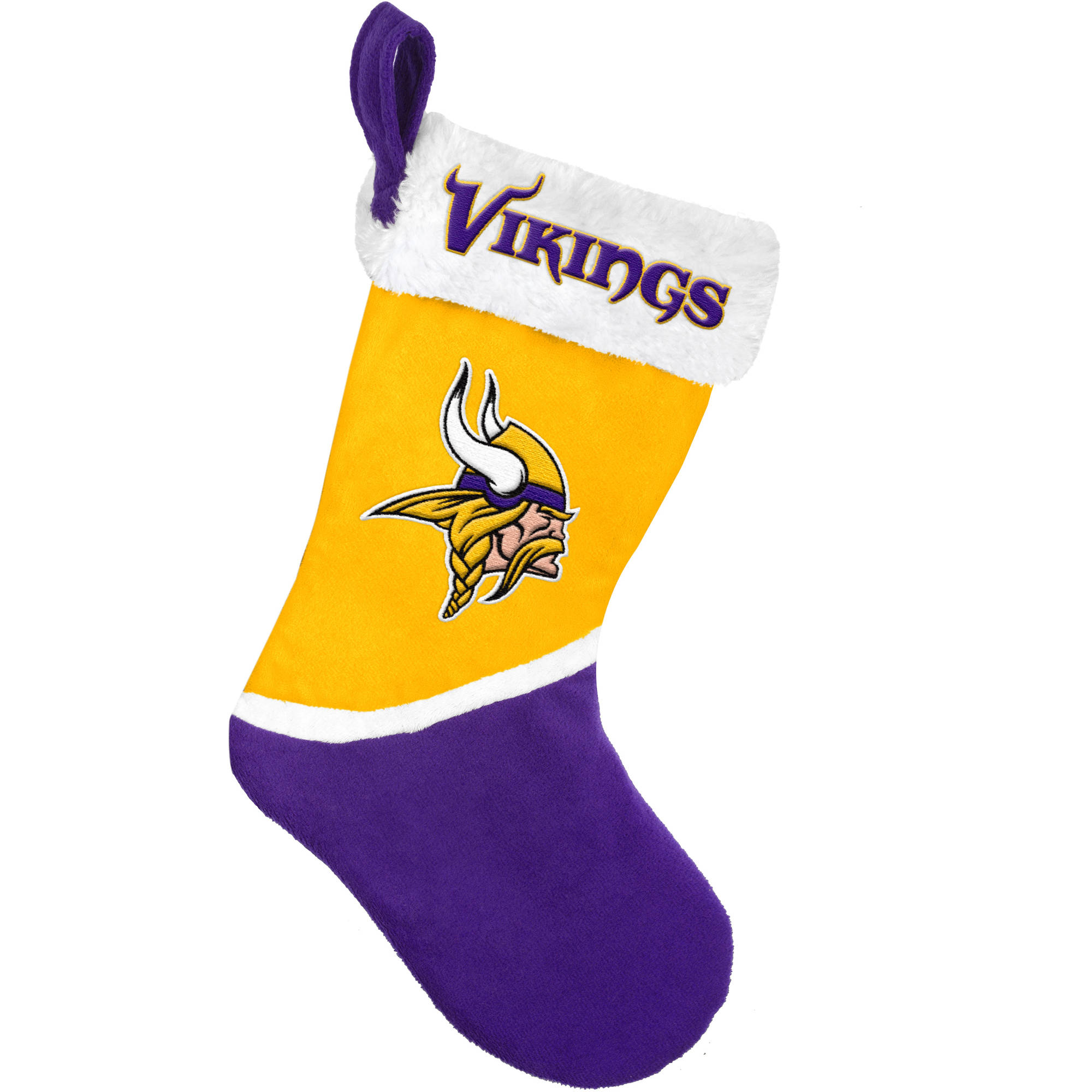 Forever Collectibles NFL 2015 Basic Stocking, Minnesota Vikings