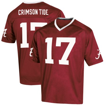 Youth Russell Crimson Alabama Crimson Tide Replica Football Jersey