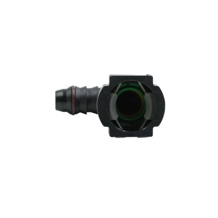 Car Fuel Line Hose Pipe Quick Release Plastic Connect Connector 11.80mm ID10 - image 2 of 5