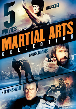 5-Movie Martial Arts Collection: East Meets West (DVD) by ECHO BRIDGE ACQUISITION CORP