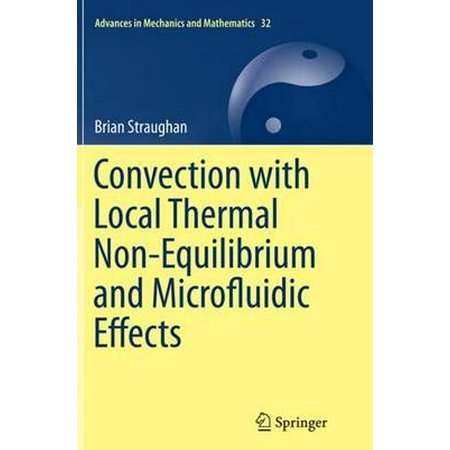 Thermo Effect - Convection with Local Thermal Non-Equilibrium and Microfluidic Effects