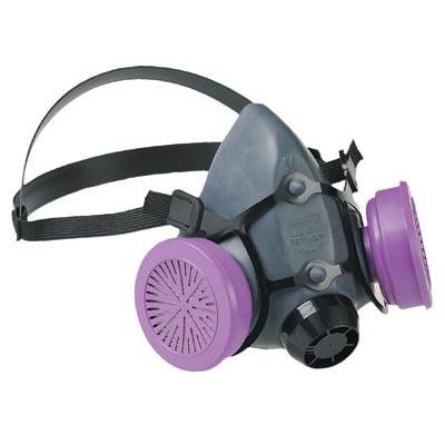 - 5500 Series Low Maintenance Half Mask Respirators - 550030S SEPTLS068550030S
