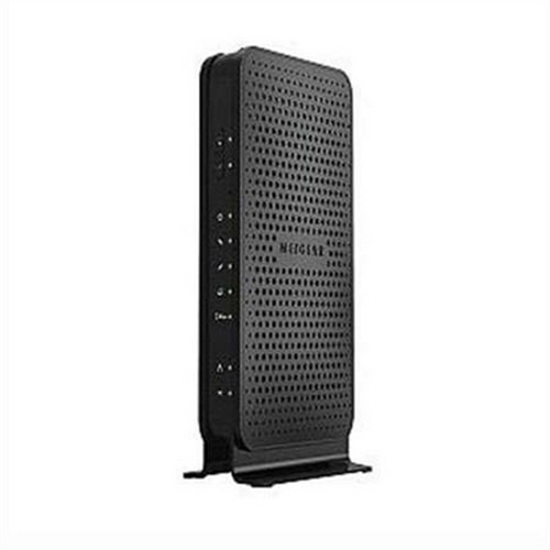 Refurbished NETGEAR N300 Wi-Fi DOCSIS 3.0 Cable Modem Router (C3000)