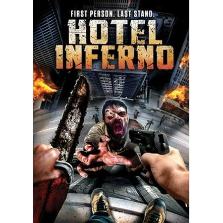 Hotel Inferno (DVD) - Hostel Horror