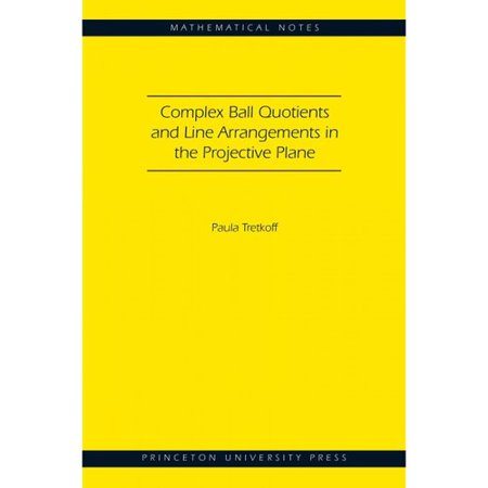 Complex Ball Quotients And Line Arrangements In The Projective Plane