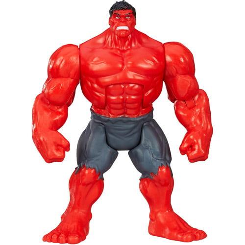 Marvel Mighty Battlers Red Hulk Rage Figure