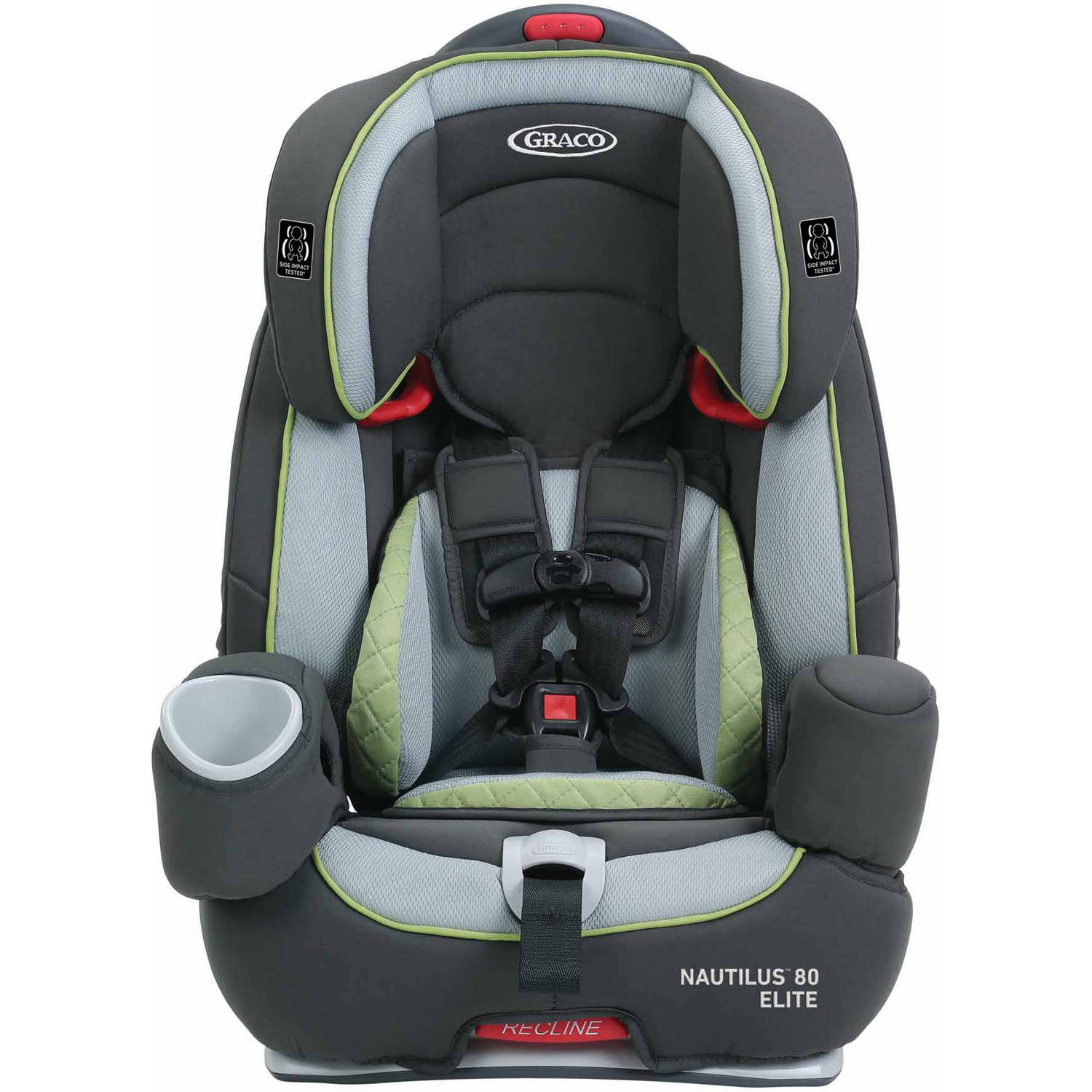 Graco Nautilus 80 Elite 3-in-1 Harness Booster Car Seat,  Choose Your Color