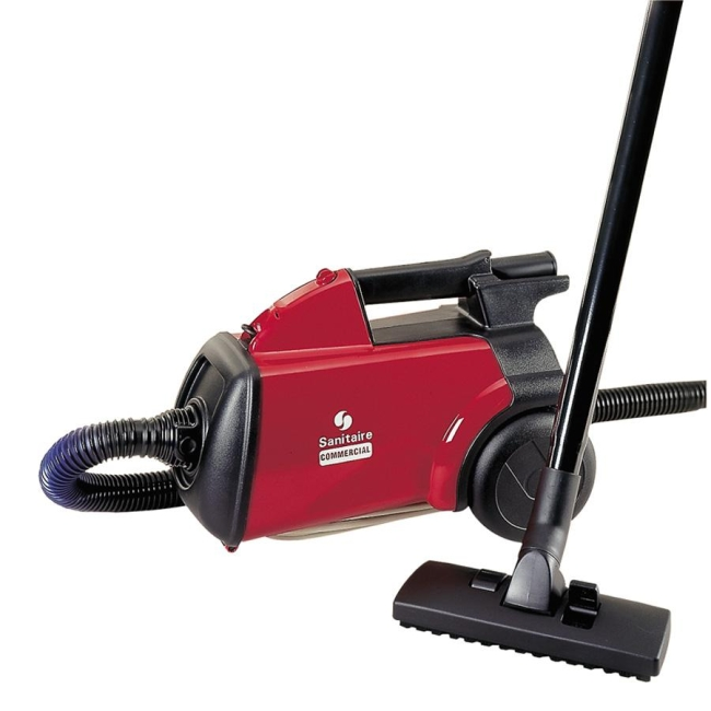 Sanitaire SC3683 CRI Approved Commercial Canister Vacuum
