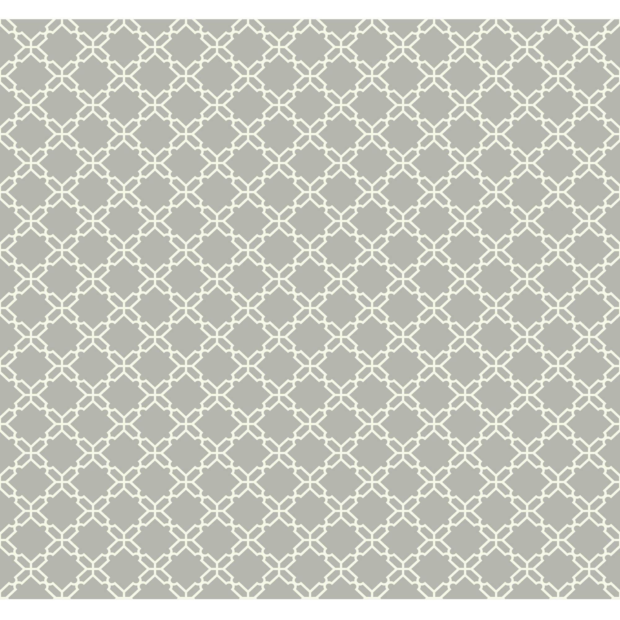 York Wallcoverings Watercolors 27' x 27'' Geometric Wallpaper